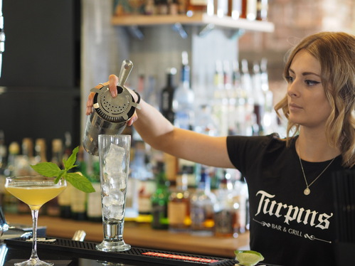 Turpins Bar and Grill - Drinks Menu