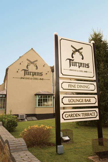About Turpins Bar and Grill